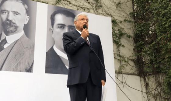 AMLO Tras toma de protesta irá al Zócalo CDMX y Veracruz