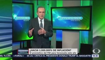 Andrés Oppenheimer analiza la economía de Venezuela