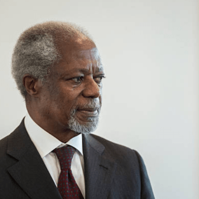 Ghana declara una semana de luto nacional por muerte de Kofi Annan