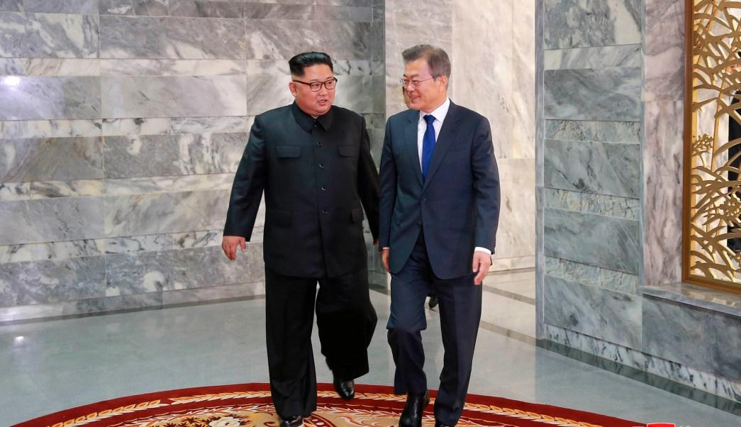 las dos coreas celebraran nueva cumbre septiembre
