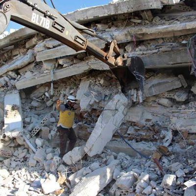 Una explosión en Siria deja al menos 36 muertos