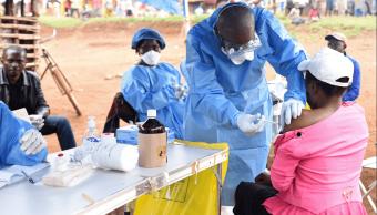 Ébola en Congo: ONU distribuye alimentos a víctimas