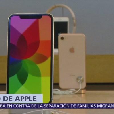 Apple, primera empresa privada que supera valor bursátil por 1 bdd