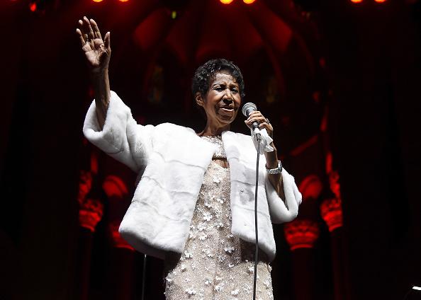 Aretha Franklin 'La Reina del Soul' muere, anuncia su publicista