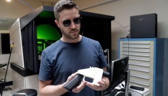 Distribuidor vende planos para imprimir armas en 3D