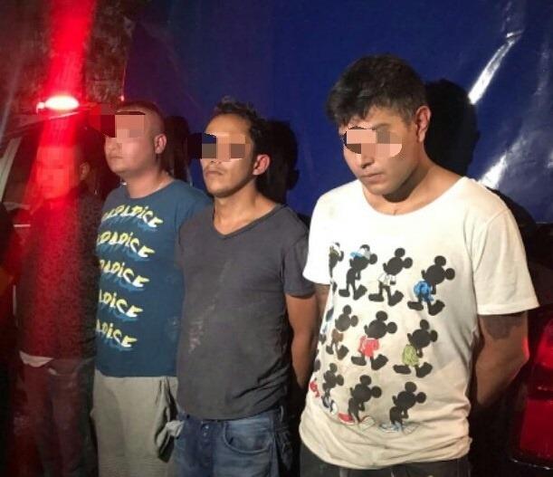 Detienen a delincuentes tras asalto a cafetería en CDMX