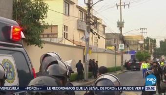 Asesinan Esposa Magistrado Coyoacán Crimen CDMX