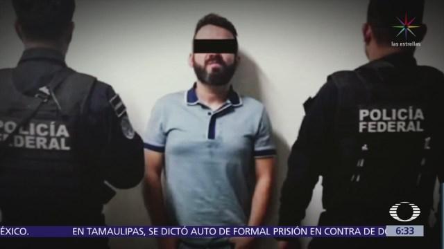 Así fue la detención de Roberto Moyado Esparza, El Betito