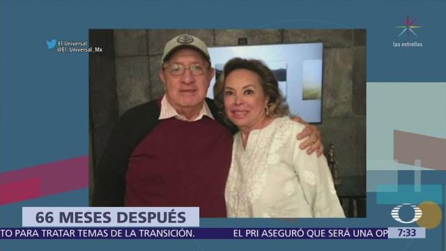 Así se ve Elba Esther Gordillo tras su liberación