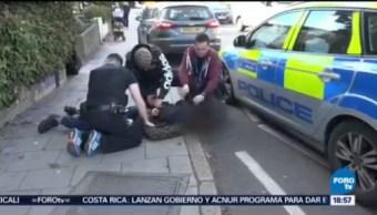 Crímenes Violentos Gran Bretaña Aumenta El Número De Crímenes