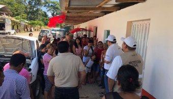 Declaran emergencia en Villa Comaltitlán, Chiapas
