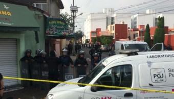 Balacera en Coyoacán deja dos muertos, entre ellos, esposa de magistrado
