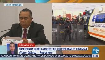 Balacera en Coyoacán deja un magistrado herido de gravedad