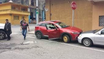 Balacera en Nogales, Veracruz, deja dos muertos