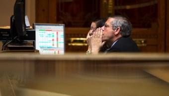 Bolsas europeas pierden pese a menor temor por crisis turca