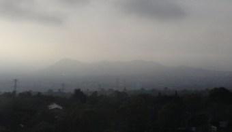 Por segundo día consecutivo, el Valle de México presenta buena calidad del air