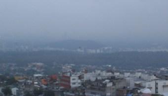 Valle de México registra buena calidad del aire