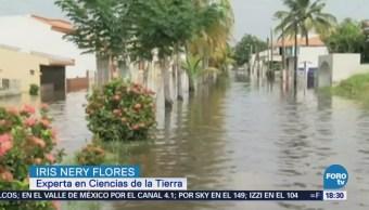 Cambio climático y de uso de suelo provocan inundaciones