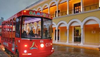 Clima Campeche hoy: continuarán las lluvias y el calor