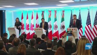 Canadá Ve Lejos Negociación Tlcan México Estados Unidos