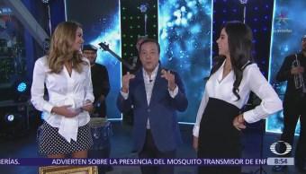 Carlos Cuevas interpreta Piel canela en Al Aire