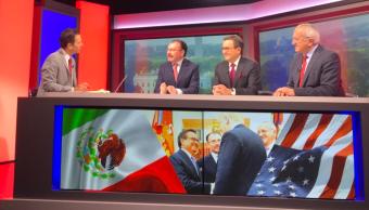 Videgaray, Guajardo y Seade México dio una sola cara en negociación TLCAN