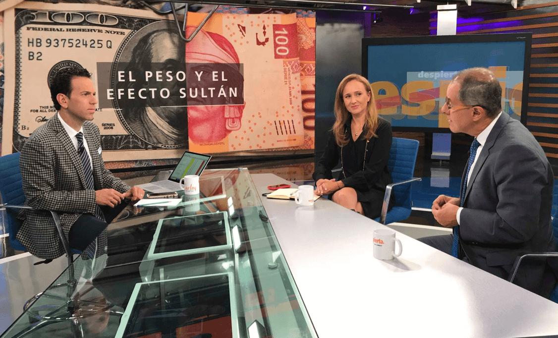 Efecto Sultán puede pegar a México en tipo de cambio