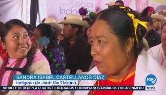 Encuentro Pueblos Indígenas Amealco, Querétaro