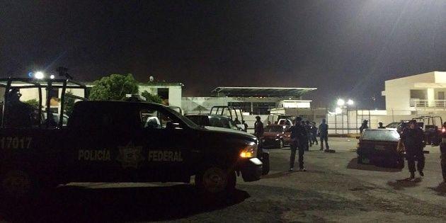 Activan código rojo en centro penitenciario de La Paz, BCS