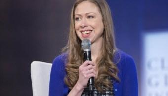 Chelsea Clinton no descarta ir por la presidencia de EU