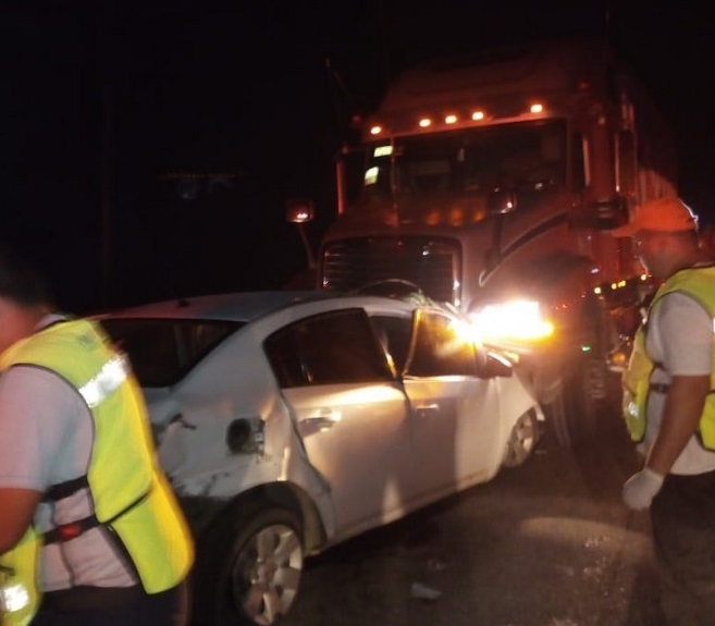 Muere familia tras accidente carretera Acapulco-Zihuatanejo