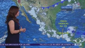 Clima Al Aire: Prevén lluvias intensas en Sinaloa y Nayarit