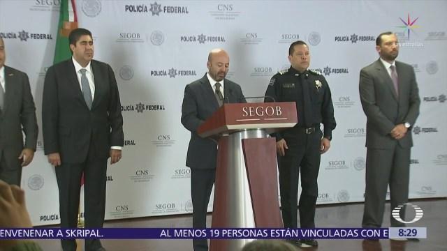 CNS confirma detención de 'El Betito'