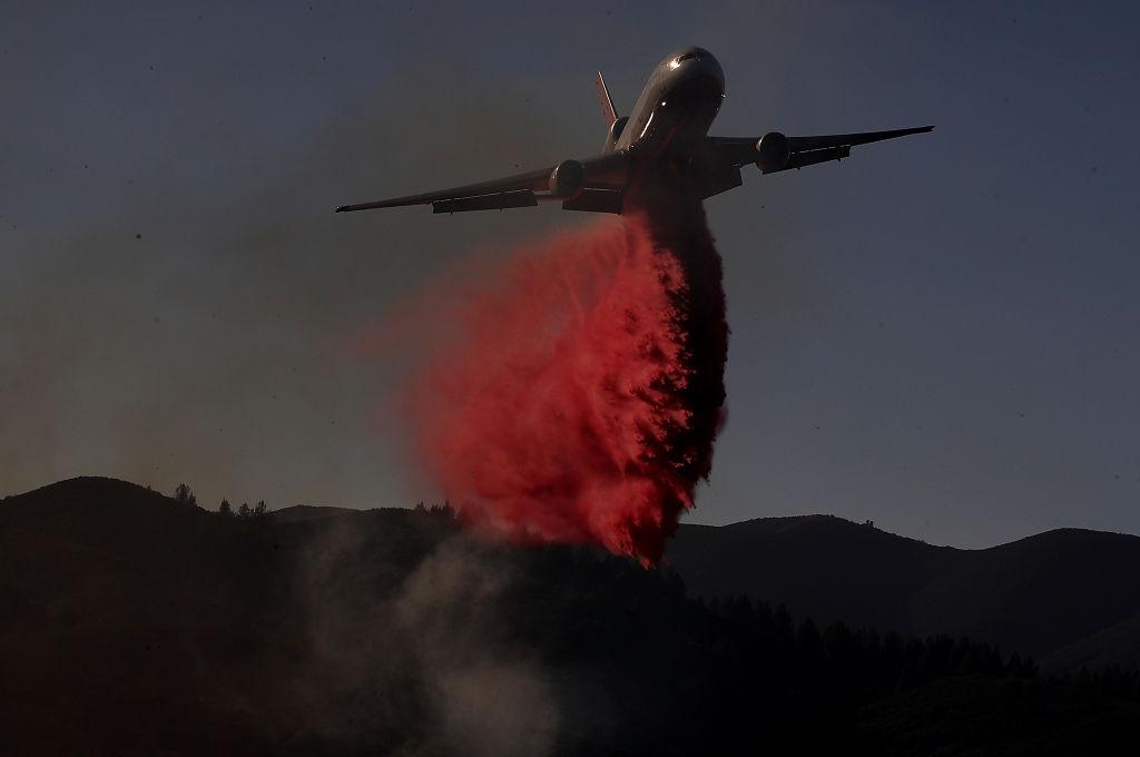 California en alerta por los incendios más grandes de su historia
