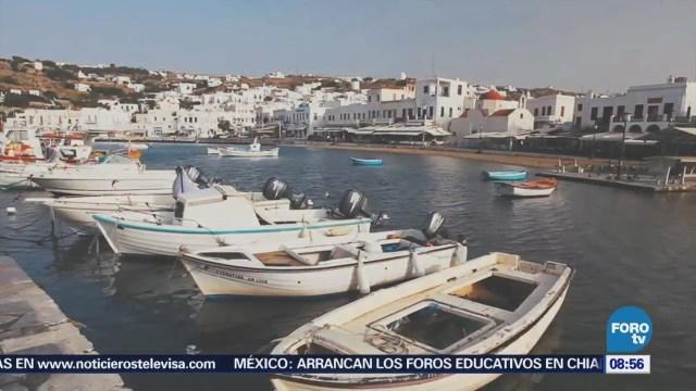 Conociendo Mykonos, una isla griega