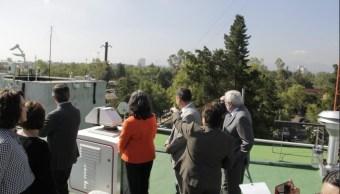 Contaminación del aire en CDMX será medida con equipo en UNAM