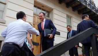 Continuarán negociaciones del TLCAN la próxima semana: SRE