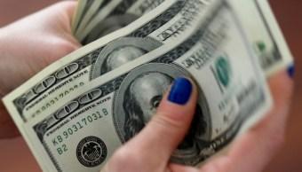 Bolsa mexicana cae y el dólar termina hasta en 19.16 pesos