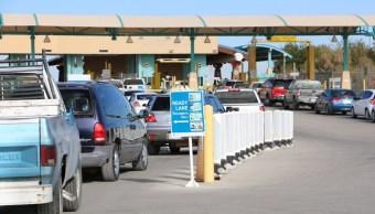 Cámaras de reconocimiento facial en cruce Tamaulipas-Texas