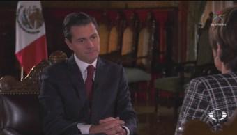 Denise Maerker entrevista a Enrique Peña Nieto