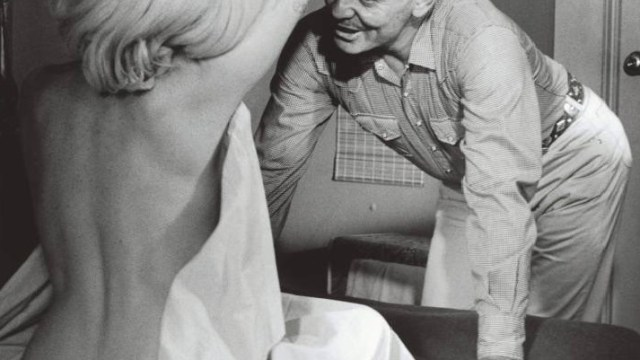 Descubren imágenes de un desnudo de Marilyn Monroe