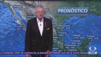 Despierta con Tiempo: Se debilita la tormenta 'John'