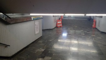 Detienen Sujetos Robo Celulares Metro, Detienen Dos Metro Chabacano, Detenidos Robo Celulares, Robo Celulares Metro, Metro Chabacano, STC Metro CDMX