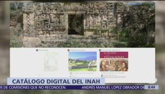 Difunden el catálogo digital 'INAH Lugares'
