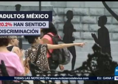 Discriminación en México, desde las instituciones