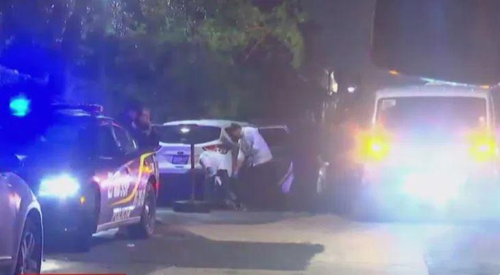 Dos hombres son heridos de bala al sur de la Ciudad de México