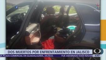 Dos muertos, saldo de enfrentamiento en San Julián, Jalisco