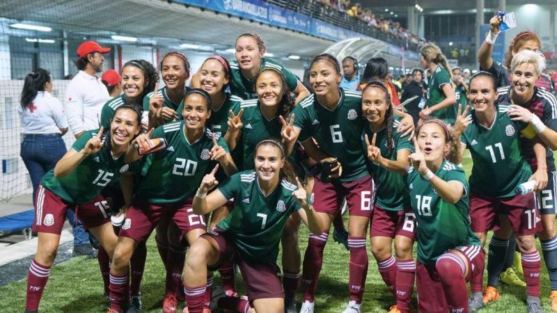 Mujeres mexicanas Ganan más medallas hombres