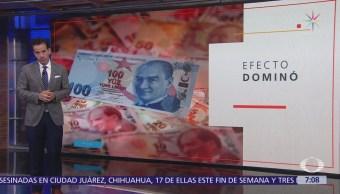 Efecto Sultán golpea a monedas de economías emergentes