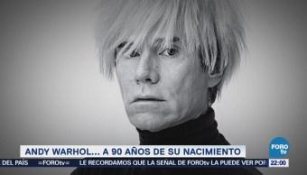 Efeméride En Una Hora Andy Warhol